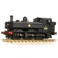Graham Farish 371-986A Class 64xx 0-6-0 Pannier Tank 6422 in BR Black with early emblem